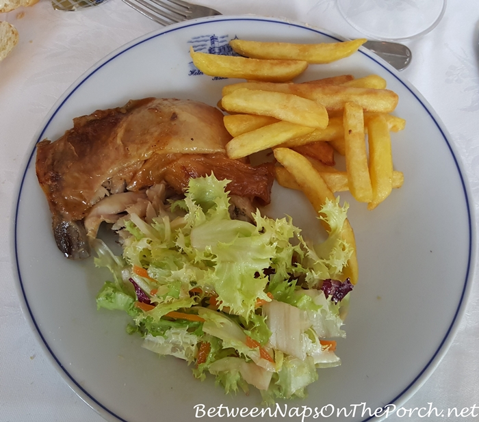 Lunch, Hotel Windsor, Savoia