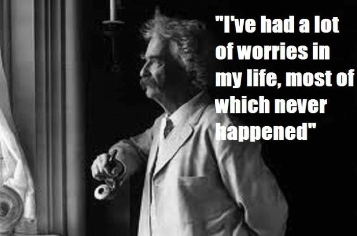 Mark Twain Quote