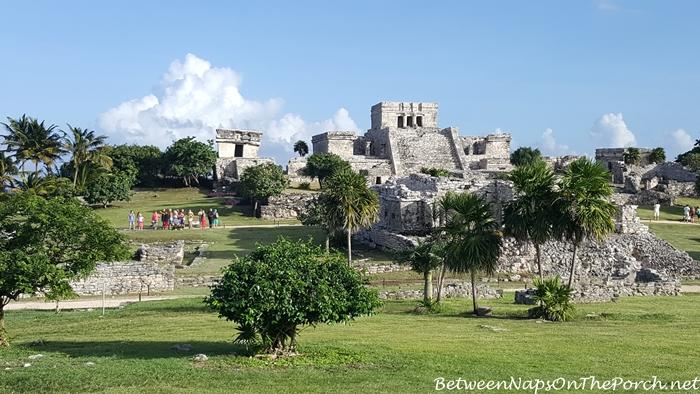 Mayan Ruins, Tulum, Mexico, Yucatan Peninsula