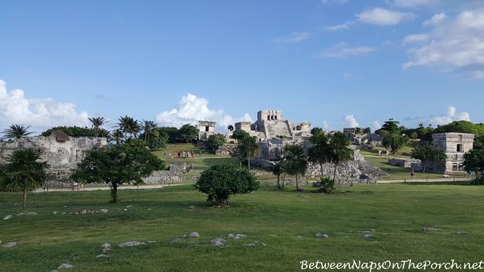Mayan Ruins, Yucatan Peninsula, Tulum Mexico