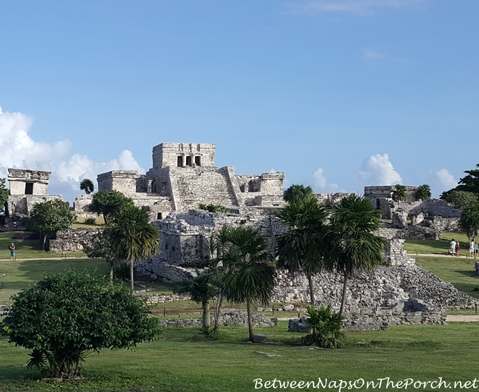 Mayan Ruins on Yucatan Peninsula, Tulum
