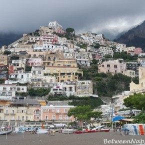 Positano Italy, Cliffside Village on Amalfi Coast