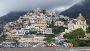 Positano Italy, Cliffside Village on Amalfi Coast