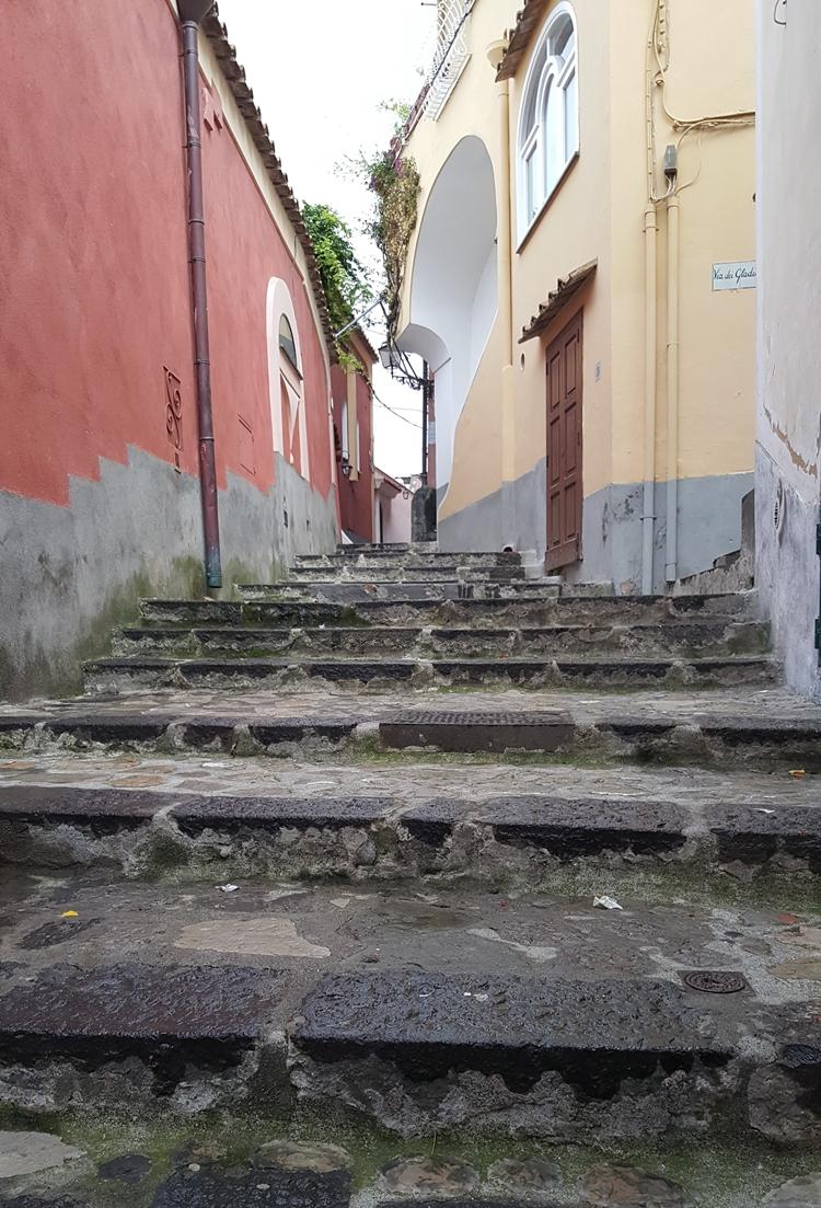 Positano, Italy Steps
