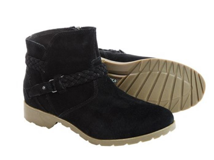 Teva Boots in Black