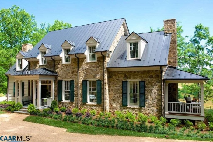 The Fox Hill, Southern Living Plan