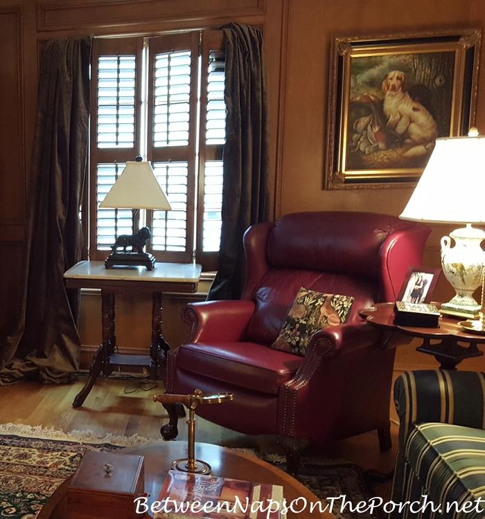 Velvet Curtains for Winter