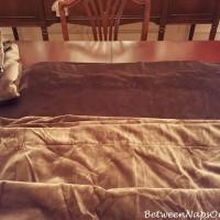 Velvet Drapes for the Living Room