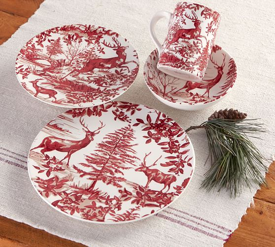 Alpine Dinnerware, Pottery Barn, On Sale