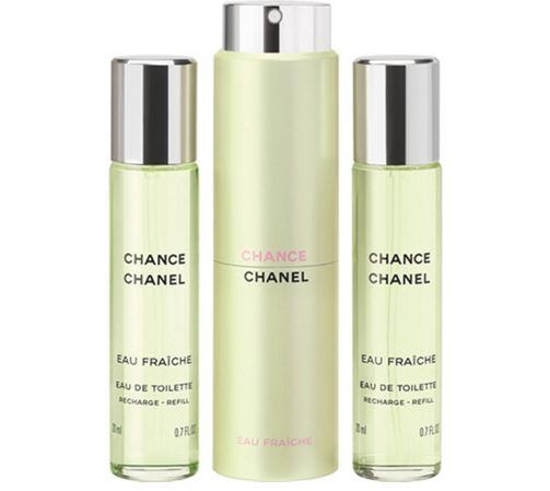chanel twist and spray perfume dispenser for your purse. Black Bedroom Furniture Sets. Home Design Ideas