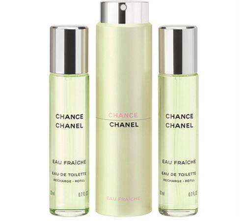 Chanel Eau Fraiche Twist and Spray