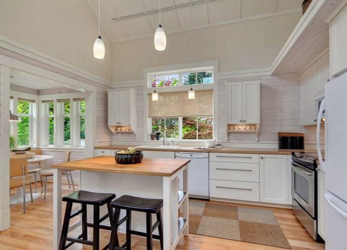 Cottage Kitchen Design