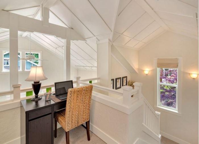 Cottage Loft Office Space