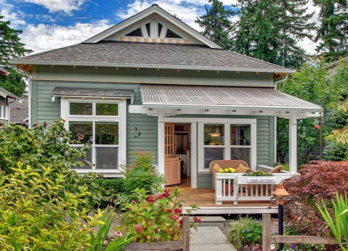 cottage living for empty nesters