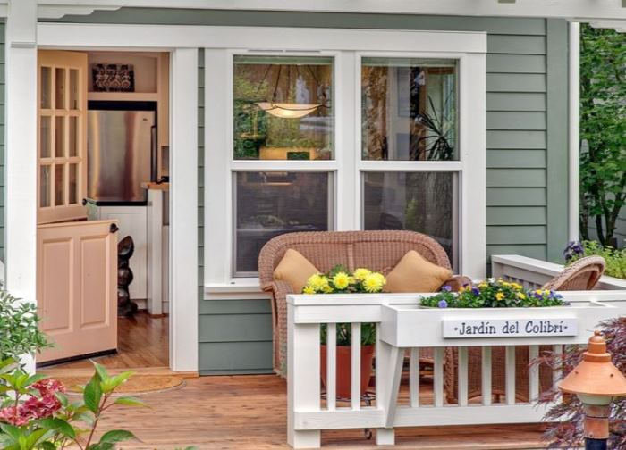 Dutch Door for a Cottage Home