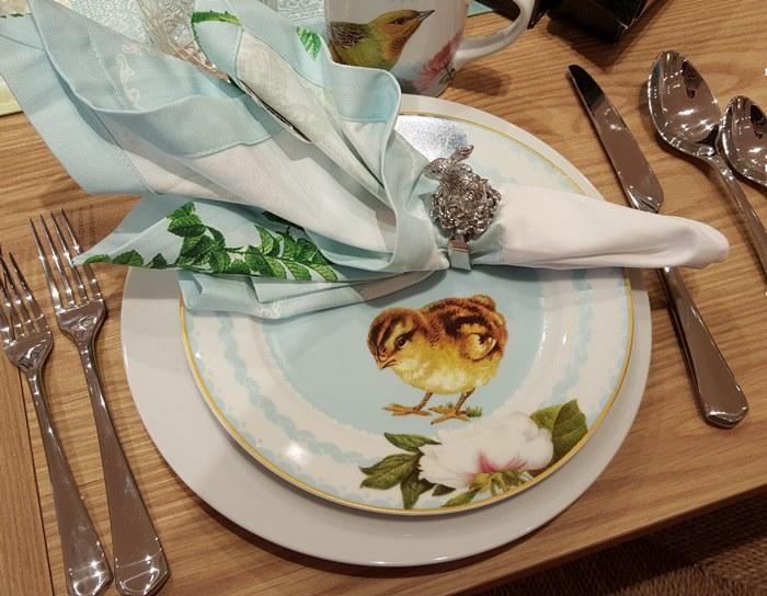 Easter Spring Plates Dishware. Williams-Sonoma