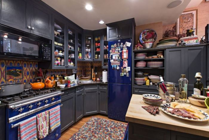 Kitchen of Rachel Ray