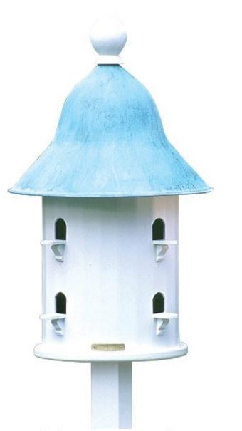 Lazy Hill Dovecote with Verde Roof