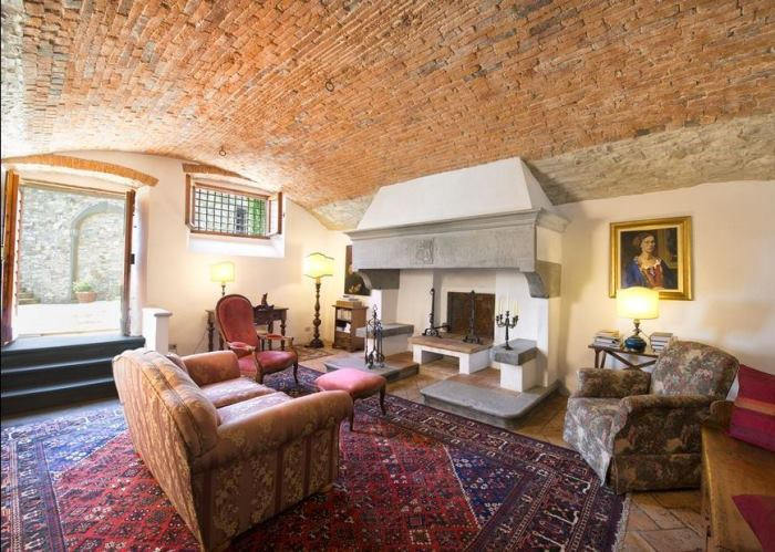 Michelangelo Buonarroti's Historic Tuscan Home