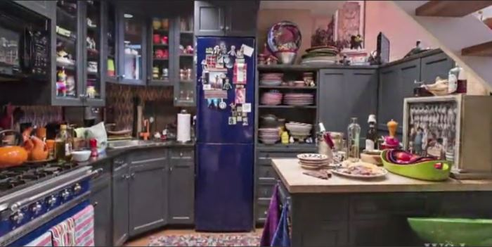 Rachael Ray's New York Cozy Apartment Kitchen