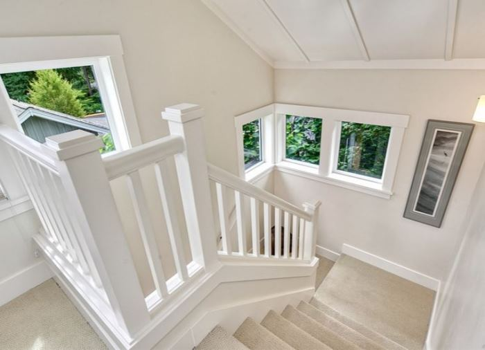 Small Cottage Staircase