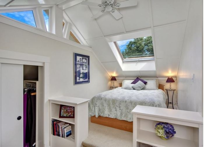 Sunny Cottage Bedroom