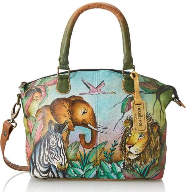 Anuschka African Bag