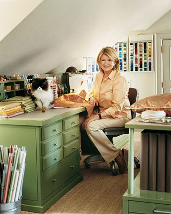 Tour Martha Stewart S Home Cantitoe Corners In Bedford New