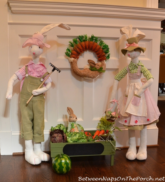 Easter Spring Decorations for Entry