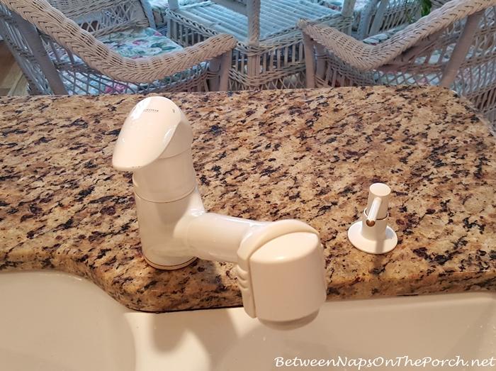Grohe Faucet & Soap Dispenser