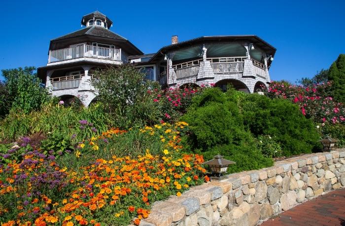 Land End Inn in Provincetown, Cape Cod, Massachusetts