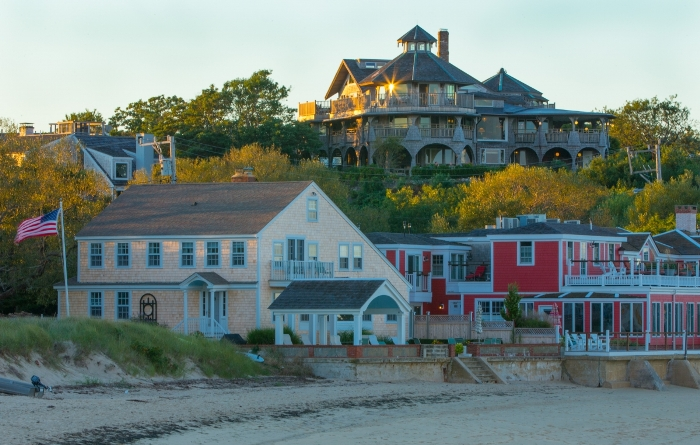 Lands End Inn, Provincetown, Cape Cod
