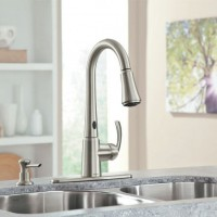 Some Kitchen Updates: A Moen MotionSense Faucet and Soap Dispenser