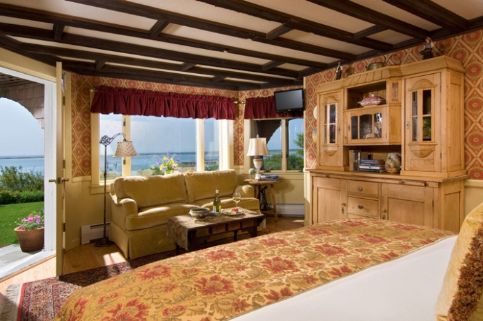 The English Garden Room, Lands End Inn
