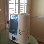How to Clean Encrusted Mineral Deposits From Inside a Humidifier