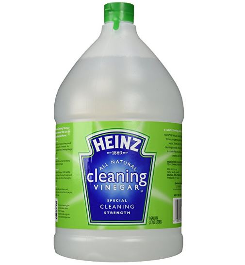 Vinegar I Used for Cleaning Humidier