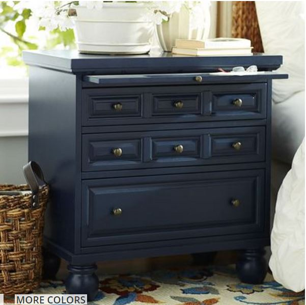 Ashworth Chest in Navy