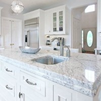 Granite That Looks Similar To Carrara Marble: Bianco Romano