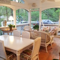 Screened Porch Updates: Welcome Spring!