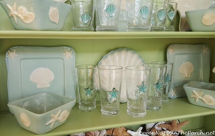 Starfish Glassware