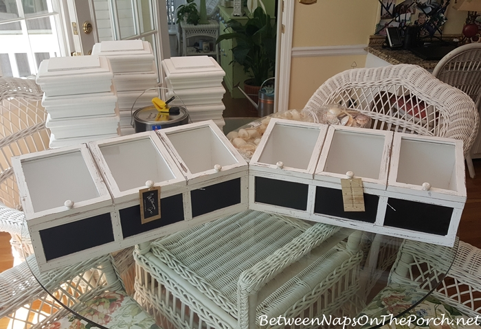 Storage Bins for Small Items, Organization