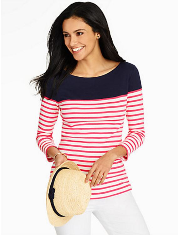 Striped Shirt for Summer