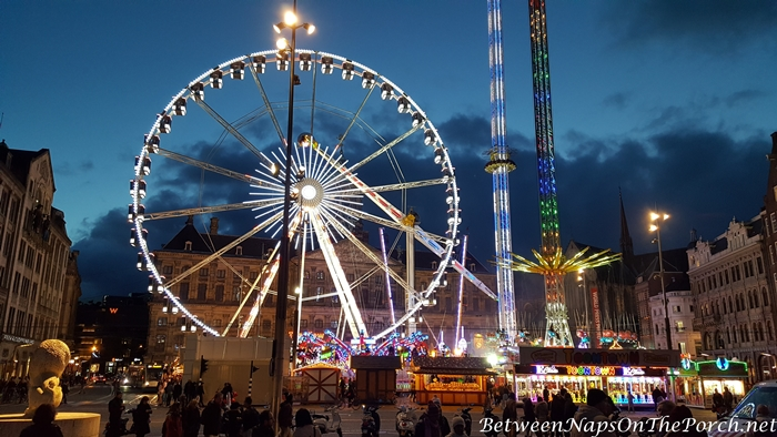 The View Ferris Wheel, Amsterdam