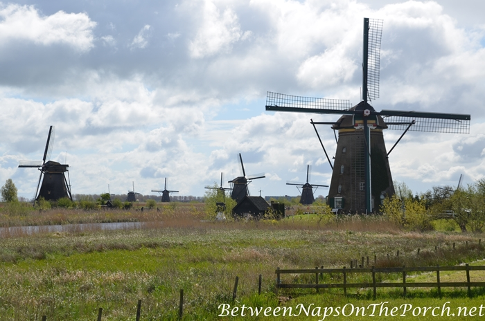 Windmills in Kinderdijk_wm
