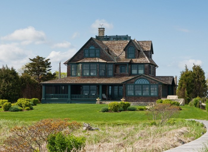 A Beautiful Beach House That Comes With Its Own Lighthouse