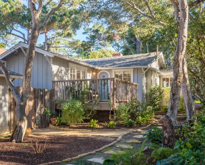 Carmel by the Sea Cottage for Sale