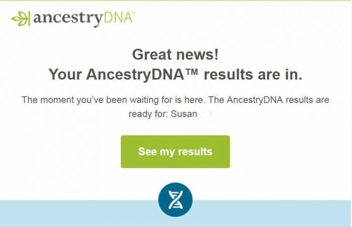 DNA Email
