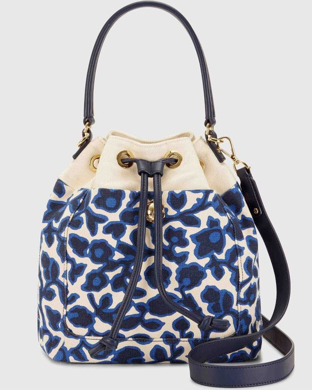 Draper James Vidalia Bucket Bag