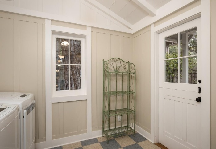 Dutch Door for Carmel by the Sea Cottage
