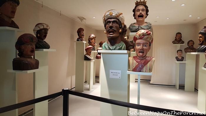 Gapers & Yawners, Zuiderzee Museum, Enkhuizen, Netherlands